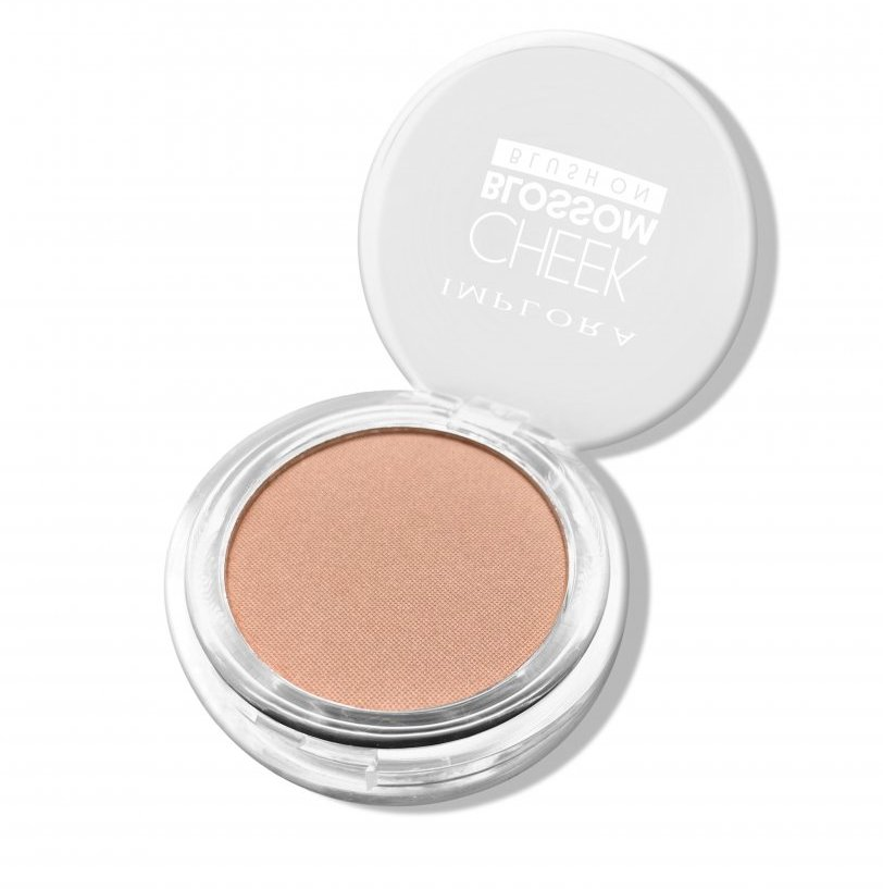 Implora Cheek Blossom Blush On Coral Peach
