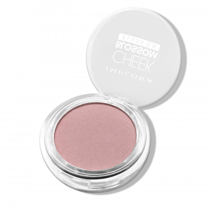 Implora Cheek Blossom Blush On Dusty Rose