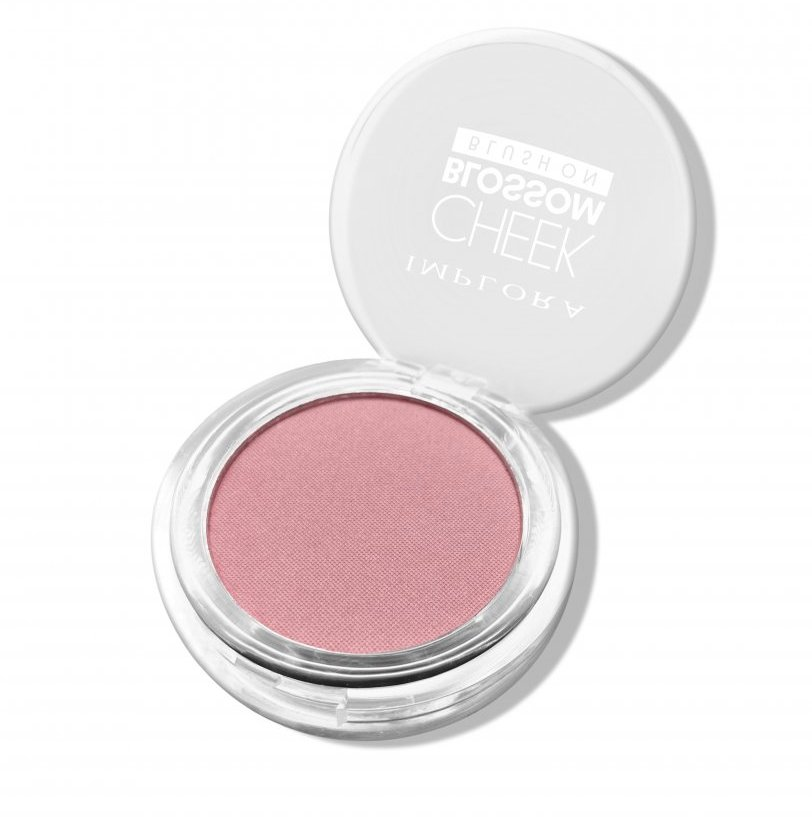 Implora Cheek Blossom Blush On Pink Candy