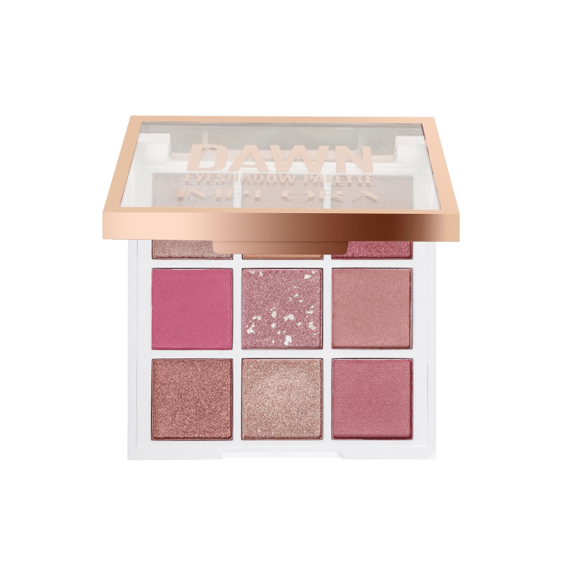 Implora Eyeshadow Palette DAWN