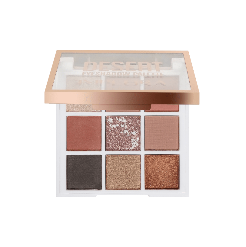 Implora Eyeshadow Palette DESERT