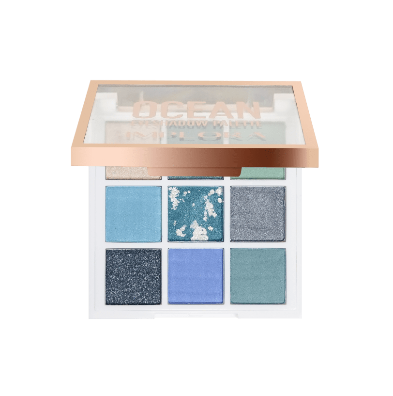 Implora Eyeshadow Palette OCEAN